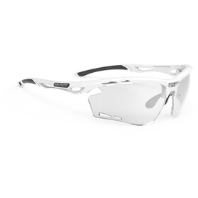 Rudy Project Propulse Brille, white gloss/laser black